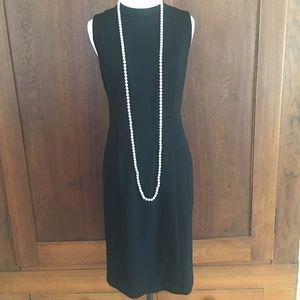 Ann Taylor Black Cocktail Dress Size 2